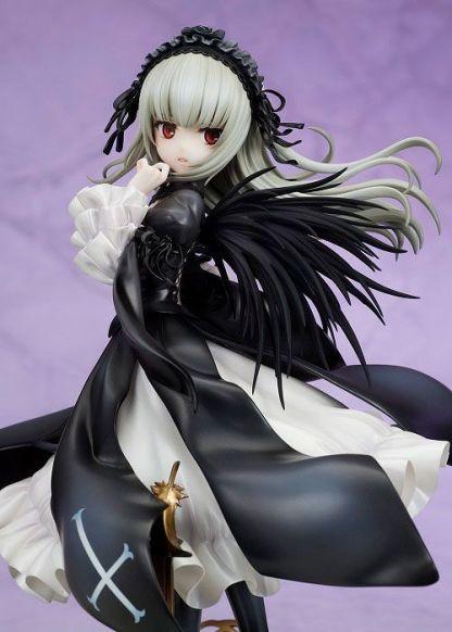 Rozen Maiden - Suigintou figuuri
