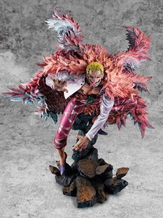 One Piece - SA-Maximum Heavenly Demon Donquixote Doflamingo figuuri