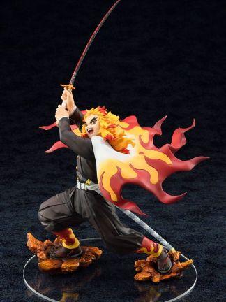 Kimetsu no Yaiba: Demon Slayer - Kyojuro Rengoku figuuri