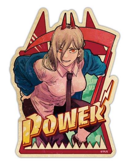 Chainsaw Man - Power tarra (A)