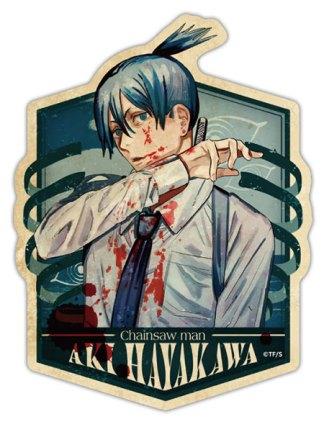Chainsaw Man - Aki tarra