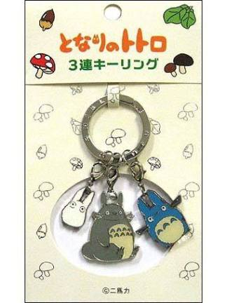 Studio Ghibli - Totoro avaimenperä