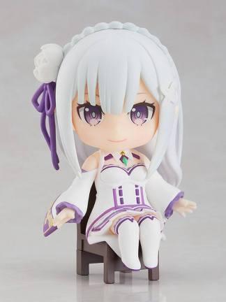 Re:Zero - Emilia Nendoroid Swacchao!