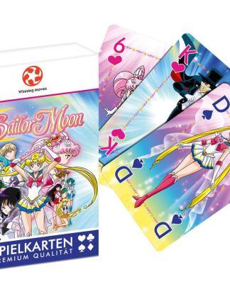 Sailor Moon pelikortit