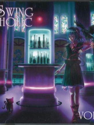 Touhou Project - Swing Holic vol 06 CD