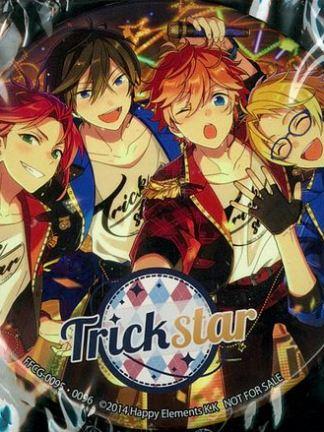 Ensemble Stars! - Trick Star pinssi
