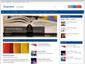 smartline theme wordpress