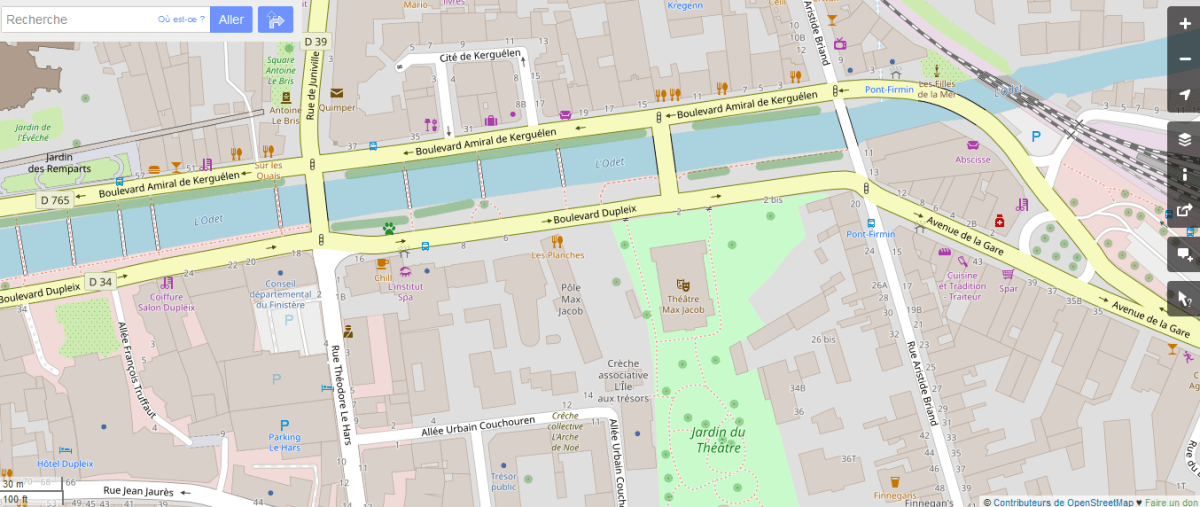 OpenStreetMap, l'alternative opensource à Google Map