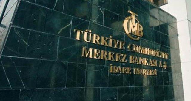 Merkez Bankası Rezervleri 2,6 Milyar Dolar Azaldı