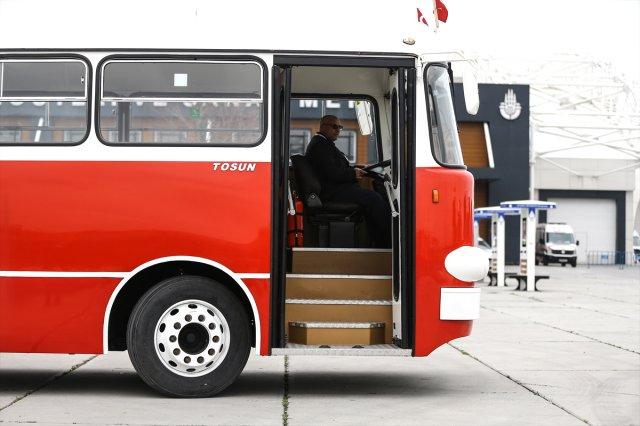 Türkiye'nin İlk Troleybüsü Olan Tosun, Yeniden Yollara Çıkacak