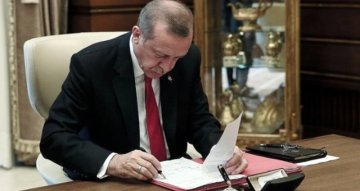 Erdoğan'ın İmzasıyla 4 Kritik Atama Resmi Gazete'de Yayımlandı