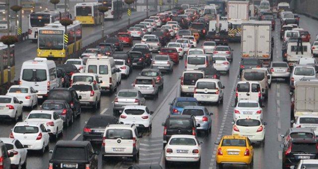 Otomobil Alacaklar Dikkat! Koyu Renkli Araçlar Daha Fazla Yakıt Tüketiyor