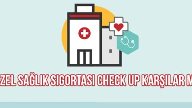 Özel Sağlık Sigortası Check Up Karşılar Mı