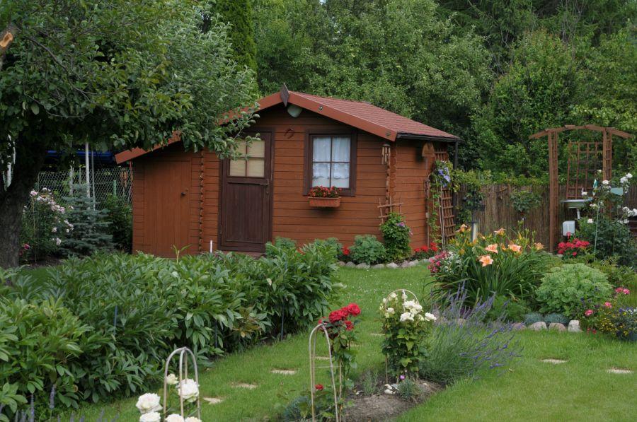 Rodzinne ogrody działkowe