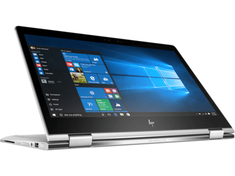 HP EliteBook x360 - main