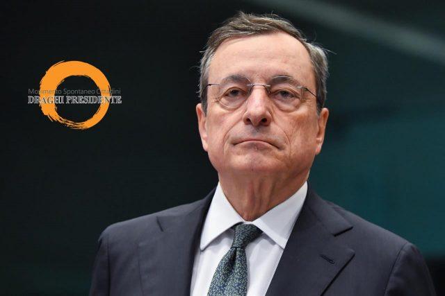 Governo Draghi più vicino? Ora c'è anche Movimento spontaneo cittadini Draghi presidente