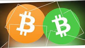 Bitcoin y Bitcoin Cash