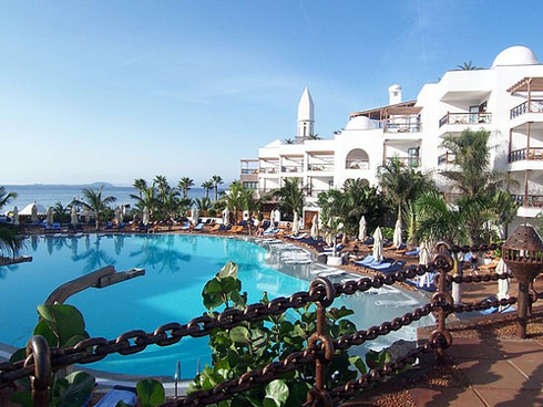 Inversion hotelera