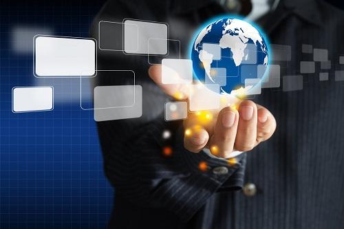 Gestión para empresas a través de Internet