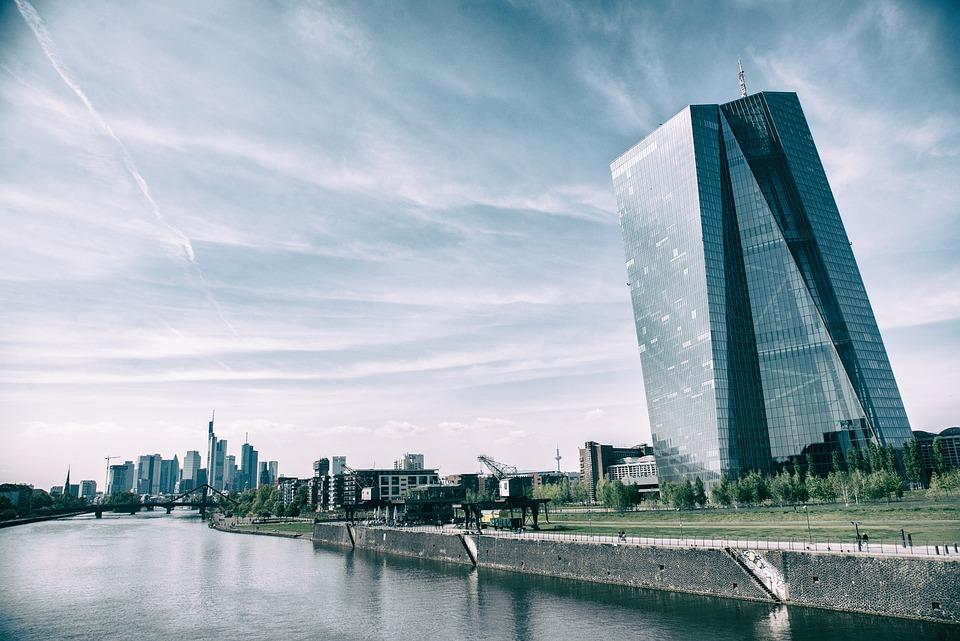 EZB Tower Frankfurt a.M.