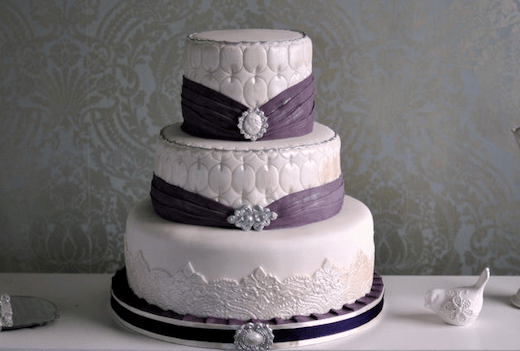 Wedding Cake Finch And Thistle