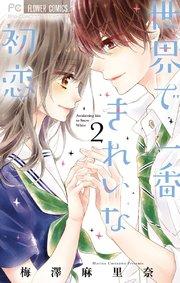 世界で一番きれいな初恋2巻を無料で読める方法!漫画村ZIPで読むより安全確実!