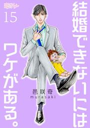 結婚できないにはワケがある。15巻を無料で読む方法!漫画村ZIPの代わりの公式サイト!