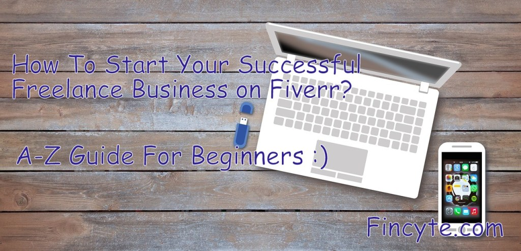 Online Fiverr Business