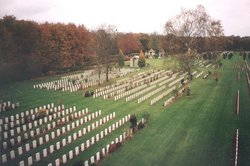 Reichswald War Cemetery, Germany