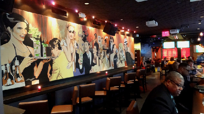 Bar 515 Mural Photo Album By Jose Roldan Rendon