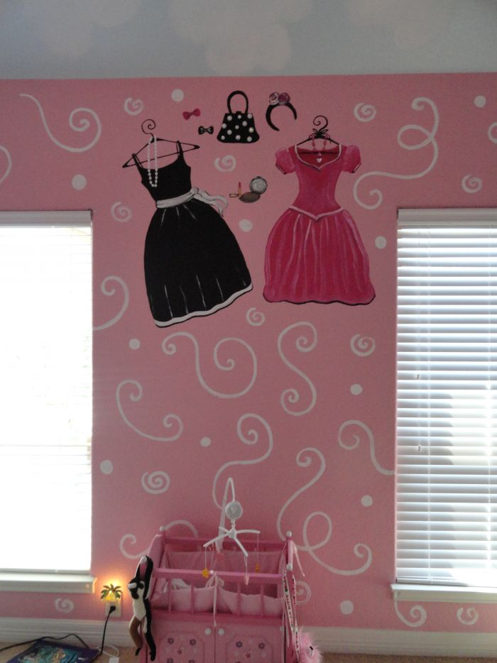 Paris And Princess Room Mural Photo Album By Norma