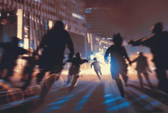 Being chased: A manifestation of feeling under pressure | FindATopDoc