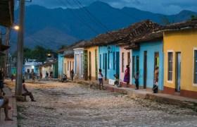 POW: Colourful Alleyway in Trinidad, Cuba