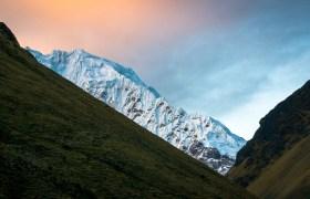 POW: Last Light on Salkantay Mountain