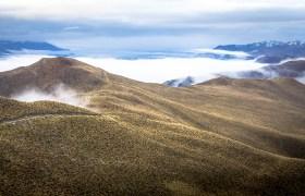 New Zealand: Biking in Wanaka – The Glen Dene Ridge Track