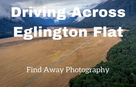 Video: Driving Across Eglington Flat