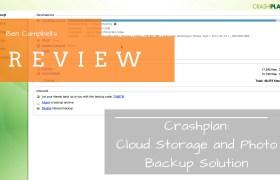 Review: Crashplan Cloud Backup for Photos