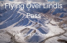 Video: Flying Over Lindis Pass
