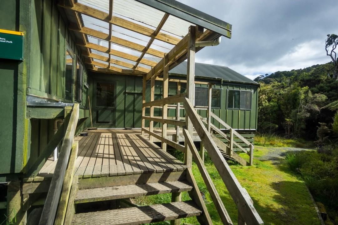 North Arm Hut