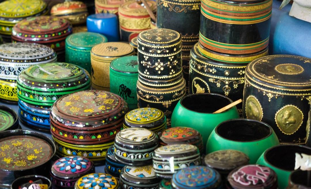 Laquerware for sale