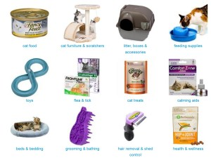 petco products for cats