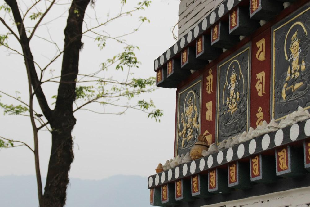 Bhutanese Lhakhang Arts