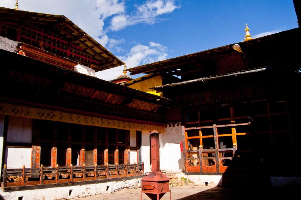 Bumthang Jambay Lhakhang