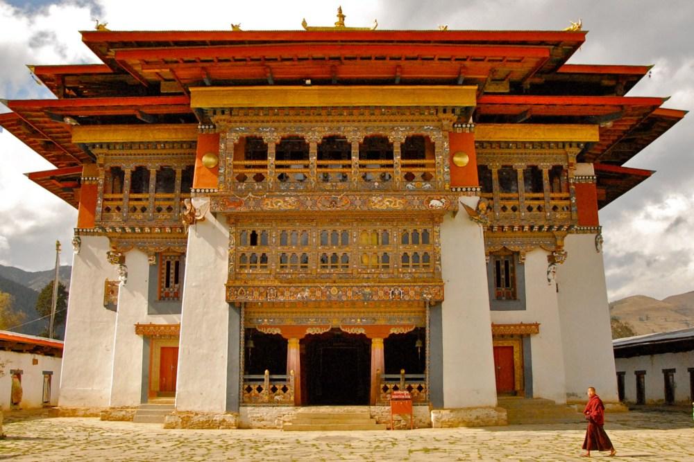 Gangtey Lhangkhang