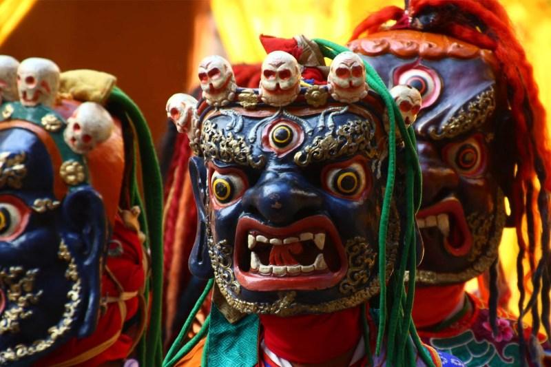Punakha Drubchen Bhutan Tour