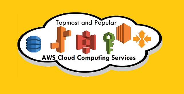 Topmost AWS cloud computing services