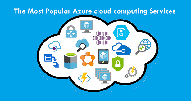 Most Popular Azure cloud computing Services