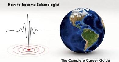 Seismologist Career Path