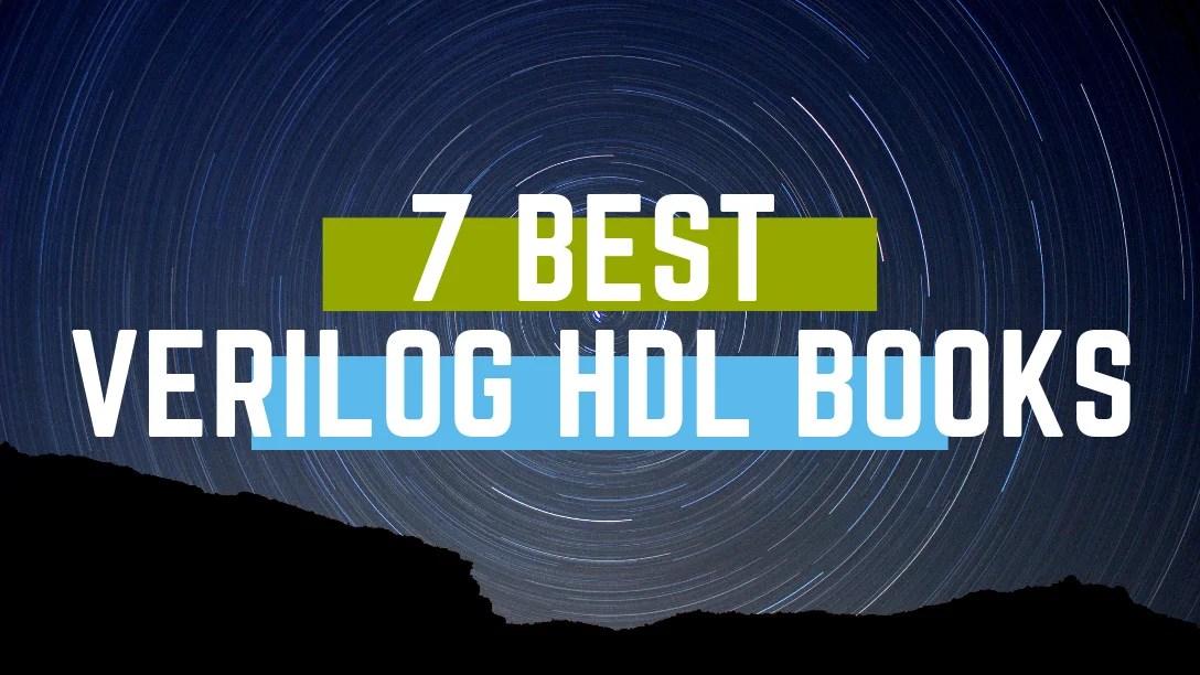 Best Verilog HDL Books for the Beginner and Professional