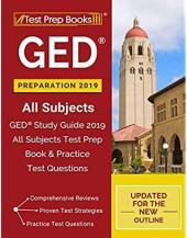 best GED test prepration book